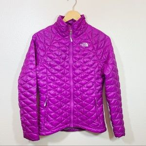 The North Face Jacket Thermoball zip up